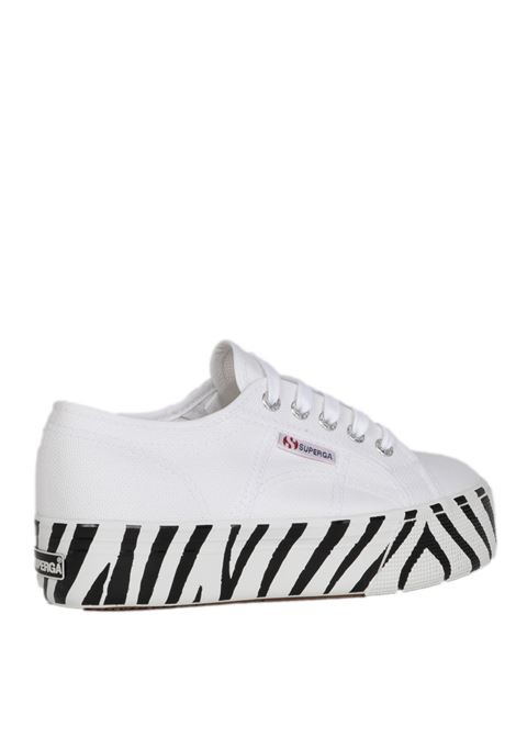 SUPERGA | Sneakers | S41157WZEBRATO
