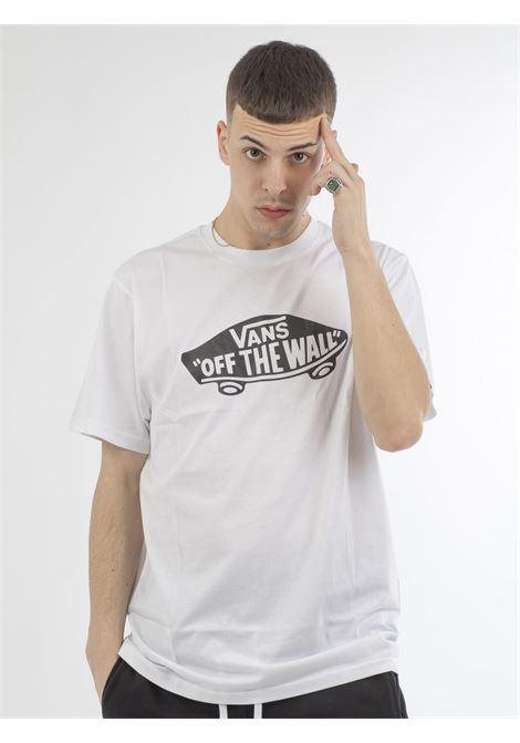 T-shirt VANS | T-shirt | VN000JAYYB21BIANCO