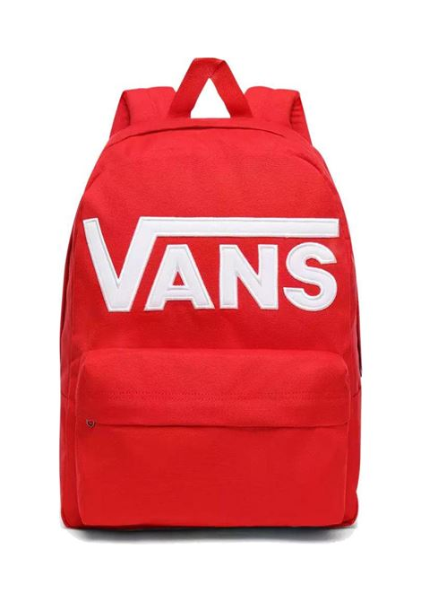 VANS | Backpack | VN0A3I6RIZQ1ROSSO