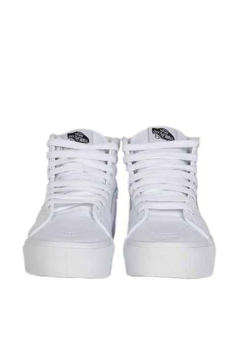 Vans Ua Sk8-hi Platform VANS | Sneakers | VN0A3TKNQLZ1BIANCO