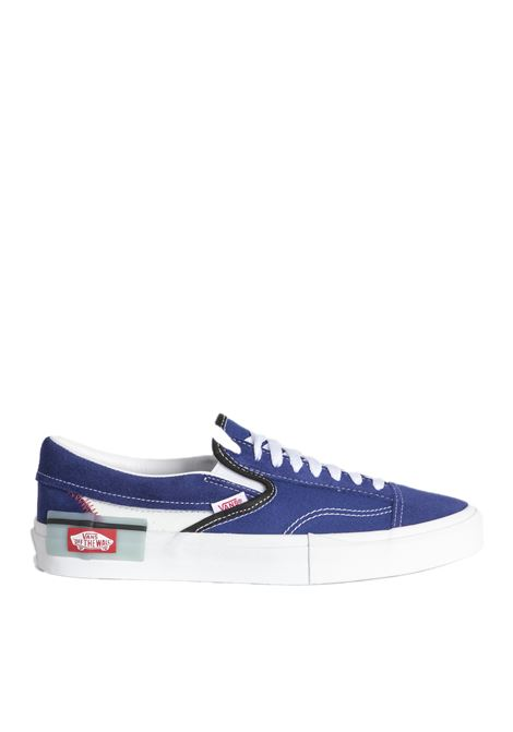Slip-on Cap VANS | Sneakers | VN0A3WM5XHR1BLU ELETTRICO