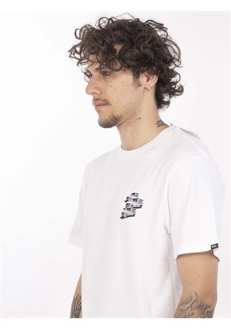 T-SHIRT VANS | T-shirt | VN0A49PRWHT1BIANCO