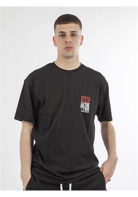 T-shirt VANS | T-shirt | VN0A49Q6BLK1NERO