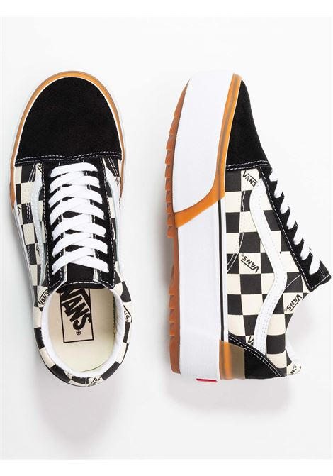Old Skool Stacked VANS | Sneakers | VN0A4U15VLV1NERO