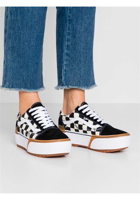Old Skool Stacked VANS | Sneakers | VN0A4U15VLV1NERO