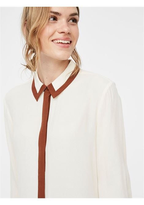 VERO MODA | Shirts | 10222863BEIGE