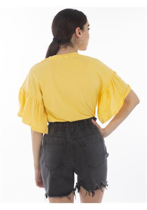 T-SHIRT VERO MODA | T-shirt | 10226328GIALLO