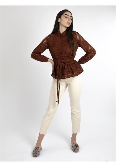VERO MODA | Shirts | 10226339MARRONE