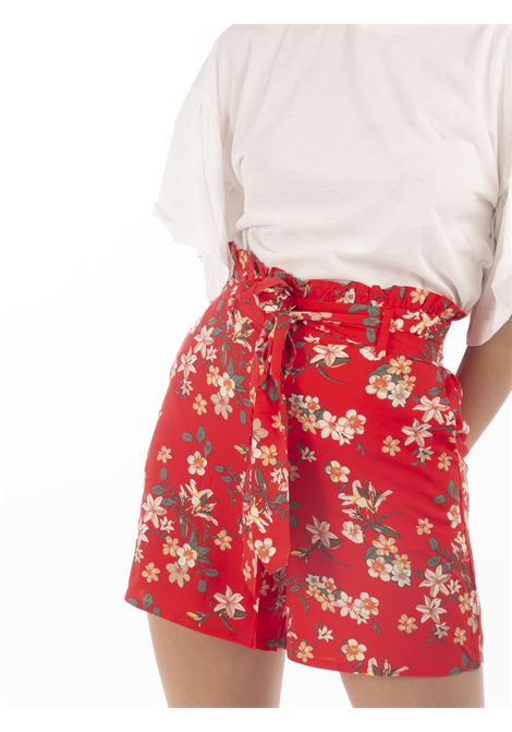 SHORT VERO MODA | Shorts | 10227849ROSSO
