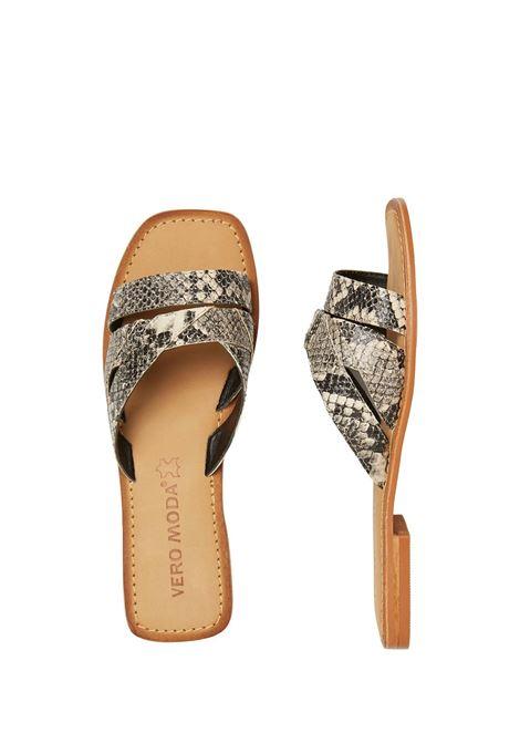VERO MODA | Sandals | 10228799MARRONE