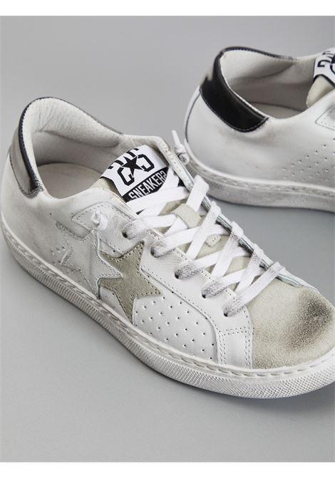 Sneakers 2 STAR | Sneakers | 3004-006BIANCO