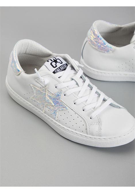 Sneakers 2 STAR | Sneakers | 3016-020BIANCO