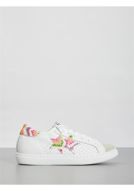 Sneakers 2 STAR | Sneakers | 3024-010BIANCO