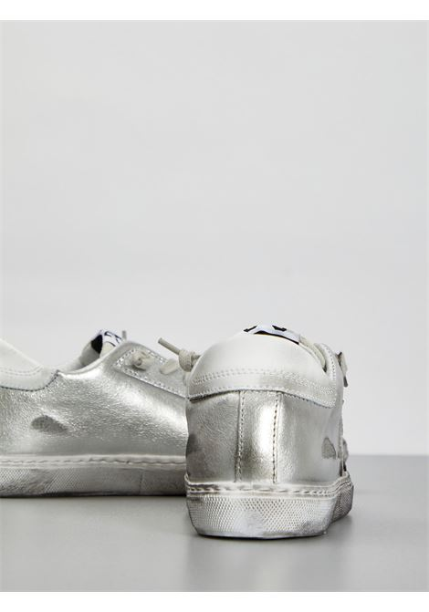 Sneakers 2 STAR | Sneakers | 3033-004ARGENTO