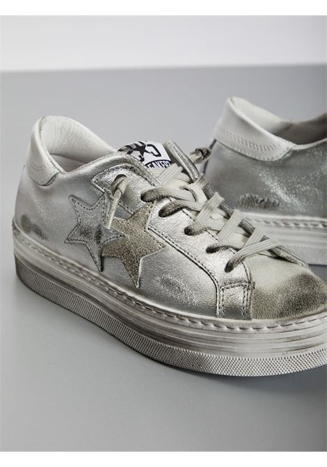 Sneakers 2 STAR | Sneakers | 3062--004ARGENTO