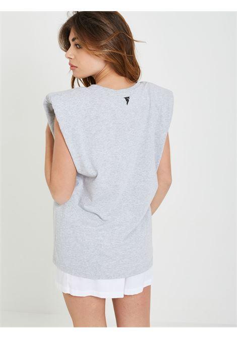 T-shirt 5 RUE | Canotte | SS1064GRIGIO