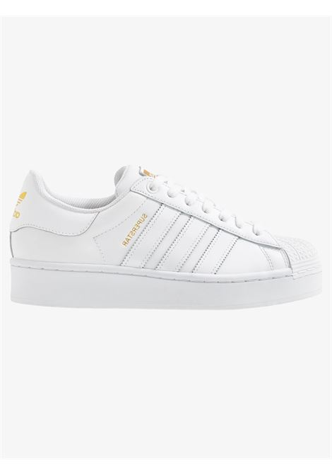 superstar bold ADIDAS | Sneakers | FV3334BIANCO