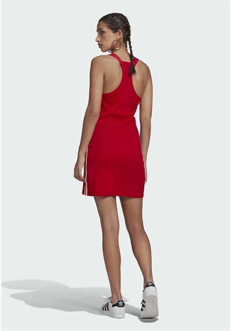 ADIDAS | dress | GN2878ROSSO