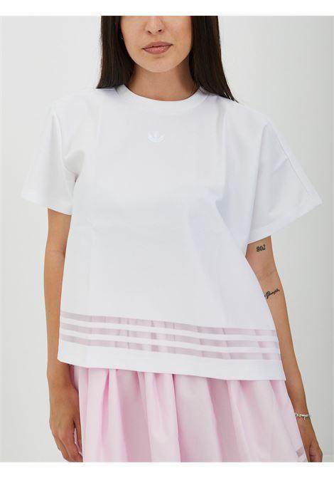 T-shirt ADIDAS | T-shirt | GN3189BIANCO
