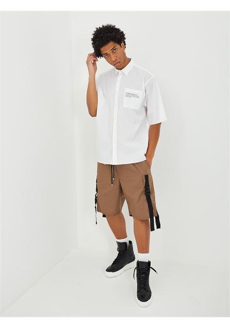 Camicia ASENSYO | Camicie | CAM STAMPABIANCO