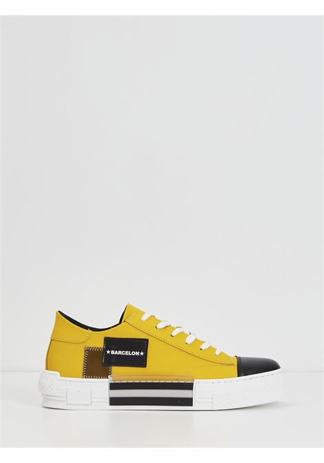 Sneakers BARCELON | Sneakers | BJORNE 3GIALLO