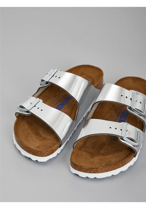 Arizona BIRKENSTOCK | Sandals | 1005961ARGENTO
