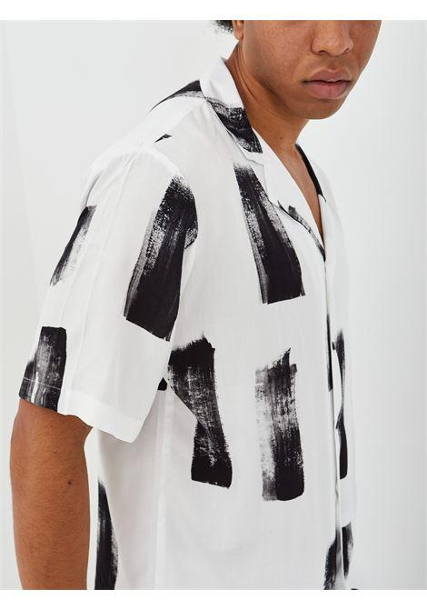 Shirt BLACK CIRCUS | Shirts | CAU7007EBIANCO