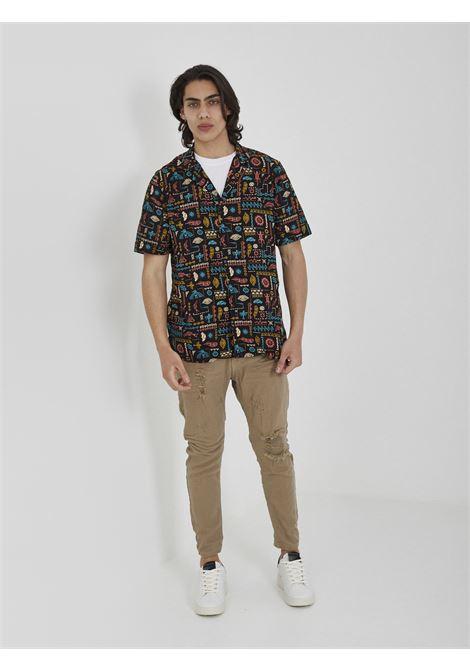 Camicia BLACK CIRCUS | Camicie | CAU7010EFANTASIA