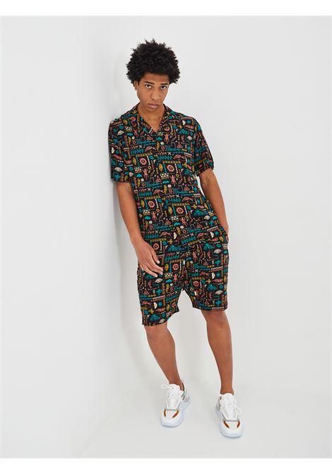 Shirt BLACK CIRCUS | Shirts | CAU7010EFANTASIA