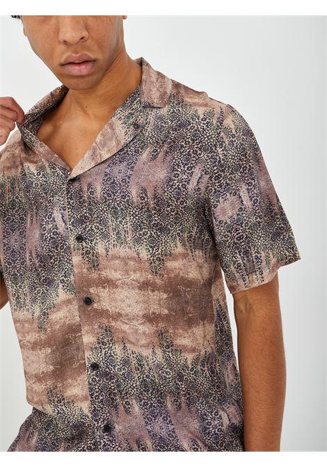Shirt BLACK CIRCUS | Shirts | CAU7019EROSA