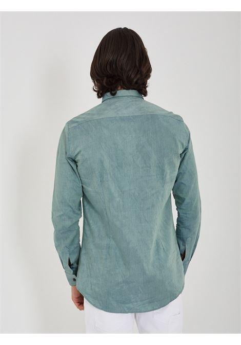 Camicia BLACK CIRCUS | Camicie | CAU9024VERDE