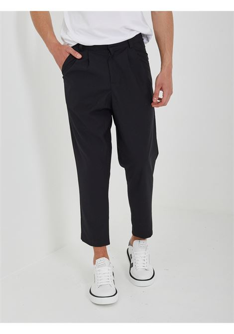 BLACK CIRCUS | Trousers | PAU7034SNERO