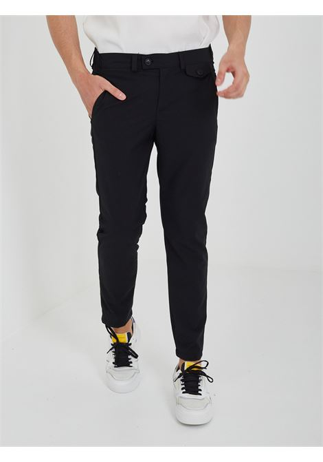 BLACK CIRCUS | Trousers | PAU7037SNERO
