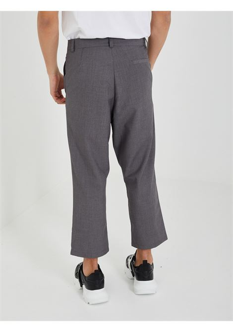BLACK CIRCUS | Trousers | PAU7038SGRIGIO