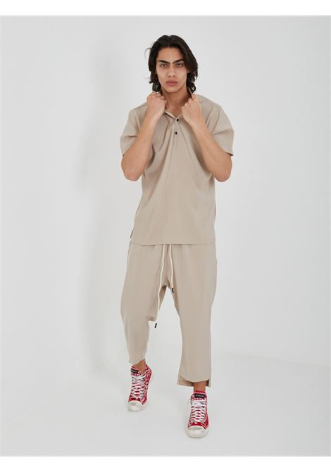 BLACK CIRCUS | Trousers | PAU7077FBEIGE