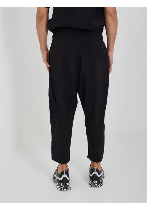 BLACK CIRCUS | Trousers | PAU7077FNERO