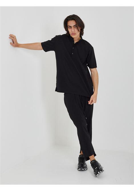 BLACK CIRCUS | Sweaters | TSU7068FNERO
