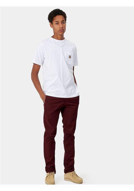 T-shirt CARHARTT | T-shirt | I022091BIANCO