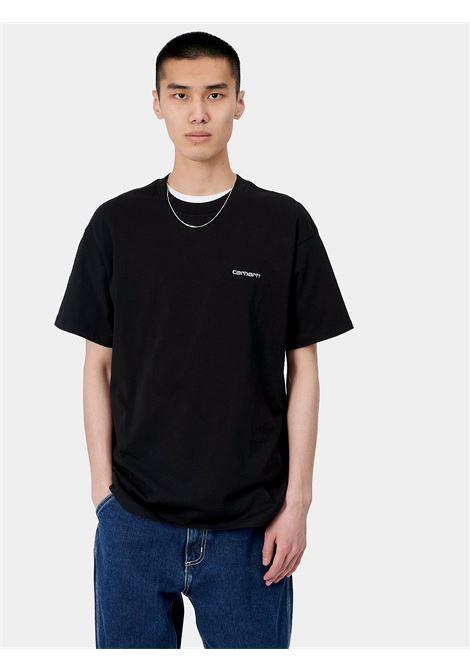 T-shirt CARHARTT | T-shirt | I025778NERO