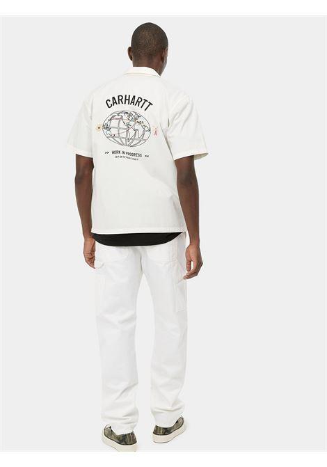 Camicia CARHARTT | Camicie | I028806BIANCO