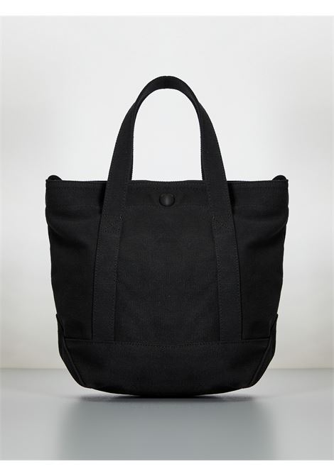 Canvas Small Tote CARHARTT | Borse | I028886NERO
