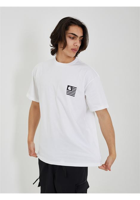 T-shirt CARHARTT | T-shirt | I029011BIANCO