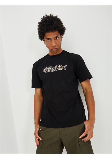 T-shirt CARHARTT | T-shirt | I029034NERO