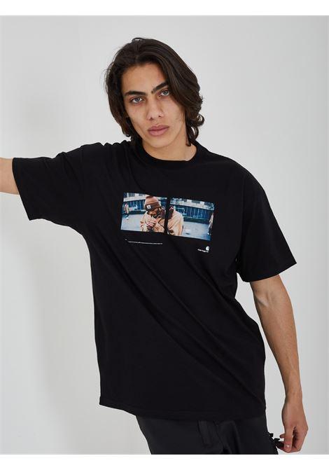 T-shirt CARHARTT | T-shirt | I029064NERO