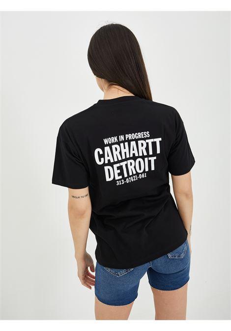 T-shirt CARHARTT | T-shirt | I029090NERO