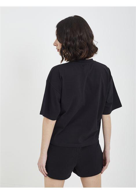 T-shirt CONVERSE | T-shirt | 10022649NERO