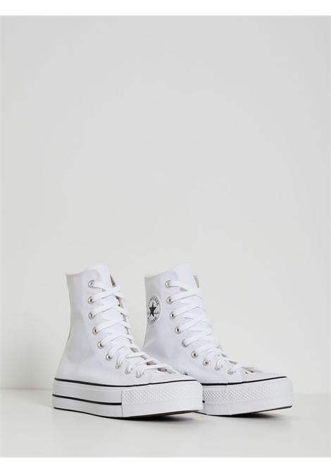 Extra High Platform Chuck Taylor All Star High Top CONVERSE | Sneakers | 170051CBIANCO