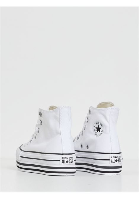 Chuck Taylor All Star Platform High Top CONVERSE | Sneakers | 564485CBIANCO