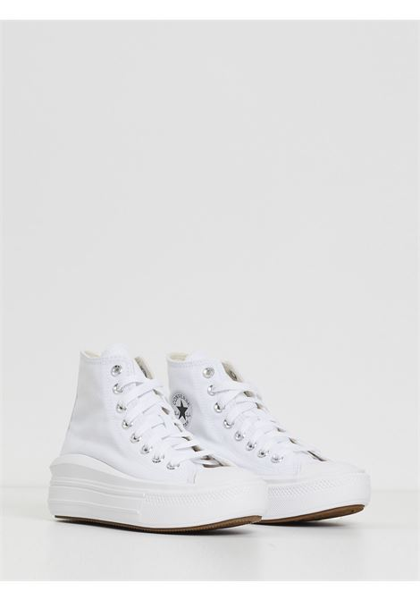 Chuck Taylor All Star Move sneakers CONVERSE | Sneakers | 568498CBIANCO