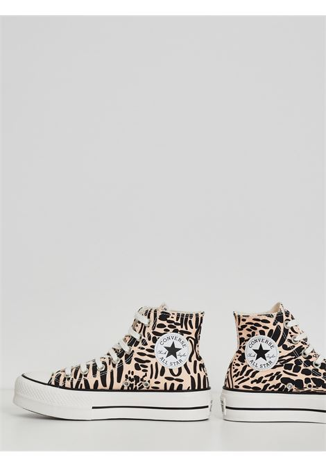 Graphic Print Platform Chuck Taylor All Star High Top CONVERSE | Sneakers | 571084CFANTASIA
